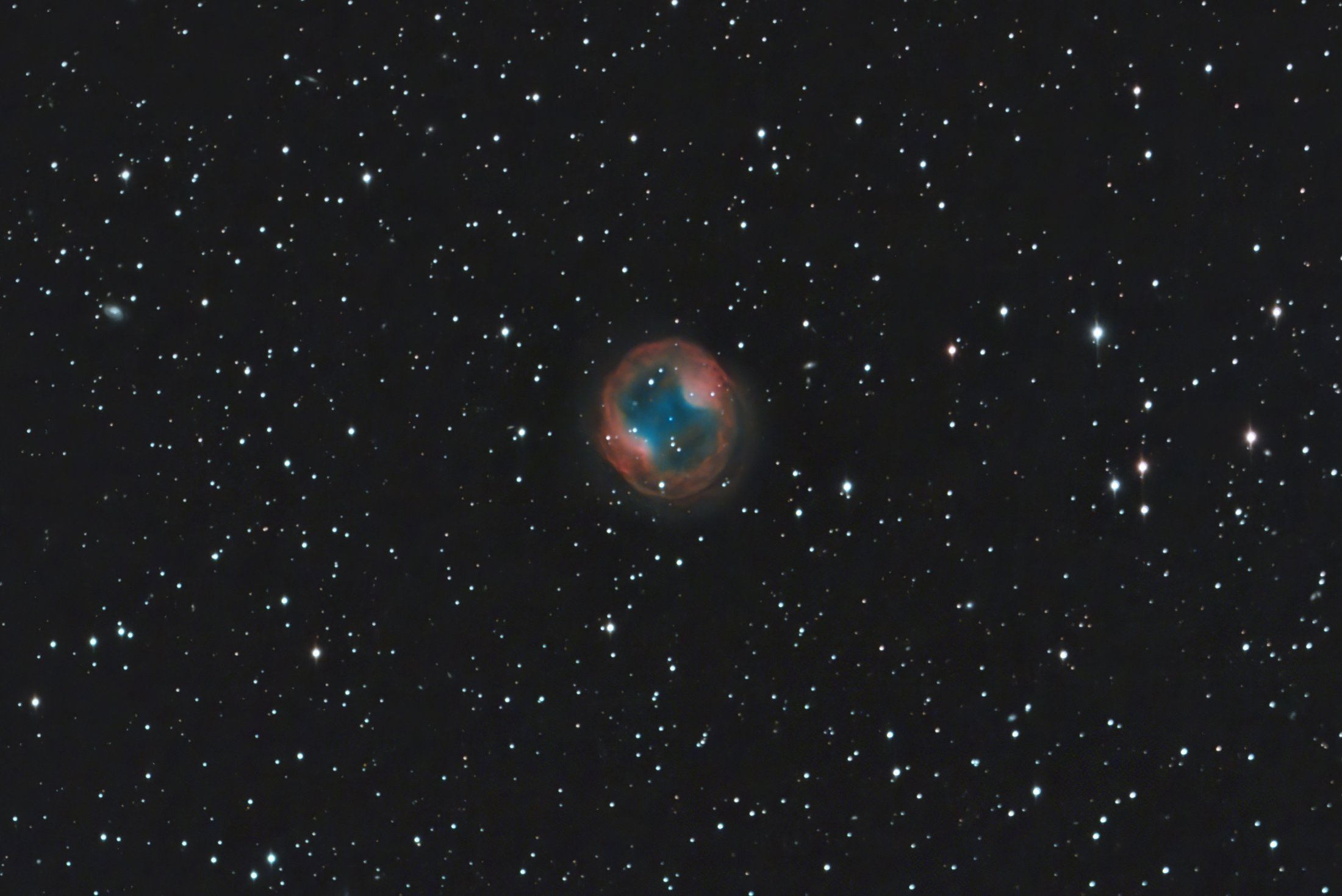 Jones Emerson 1 planetary nebula