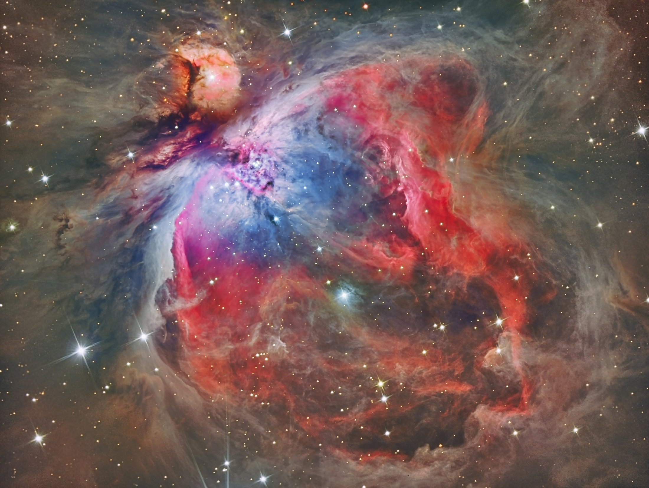 M 42 Orion Nebula