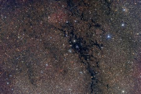 LDN 988 dark nebula