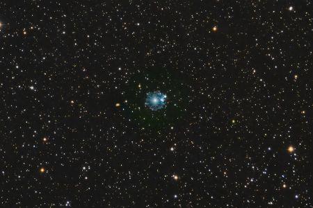 NGC6543 Crop