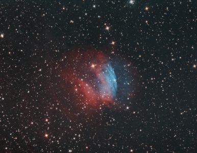SH2-174 nebula