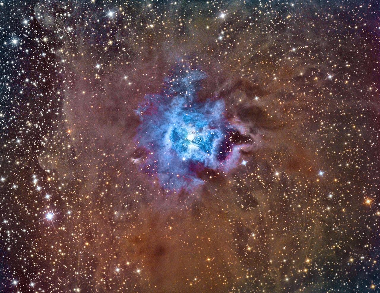 NGC7023s